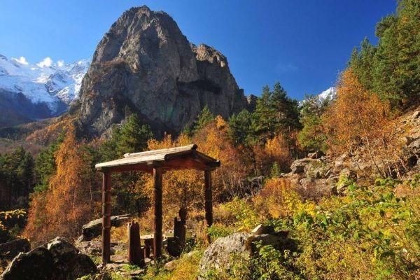 Северная Осетия.