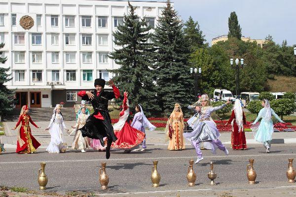 Праздники Кисловодска.