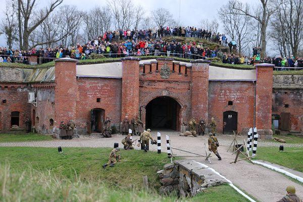 Форты Калининграда.