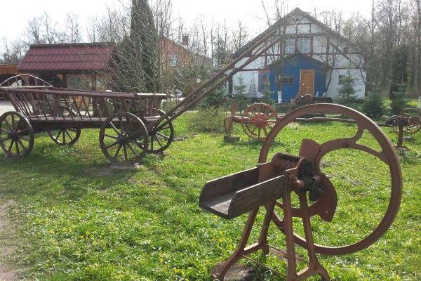 Немецкий хутор.