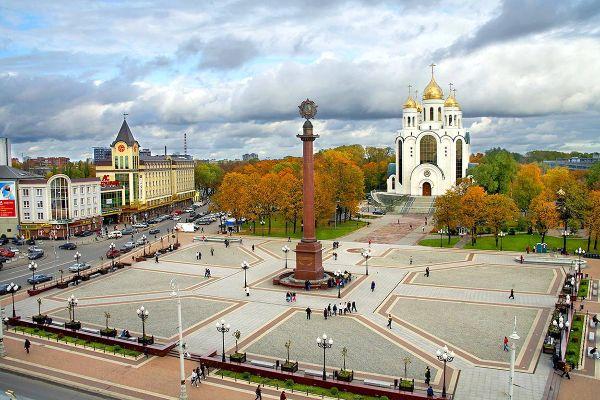Экскурсия в Калининград.