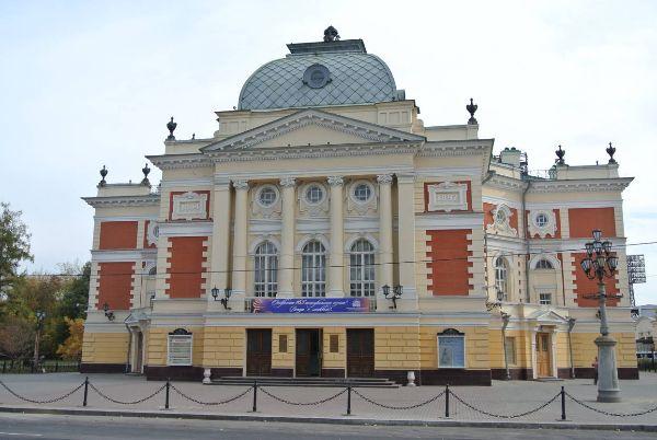 Архитектура Иркутска.