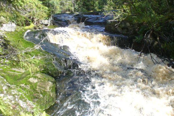 Экскурсия к водопадам.