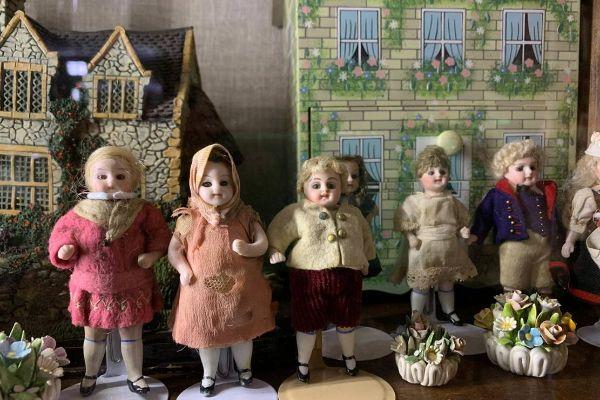 Музей игрушек.